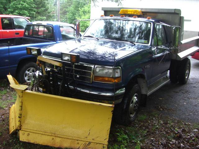 Image 1 of 1995 Ford F350 8-Cylinder…