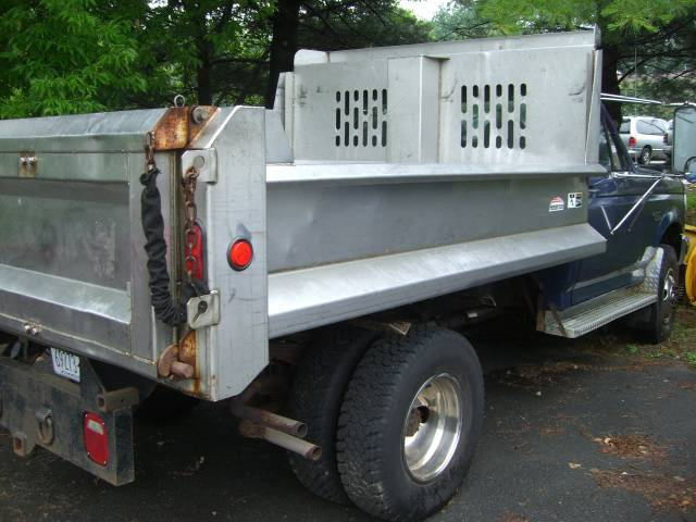 Image 3 of 1995 Ford F350 8-Cylinder…