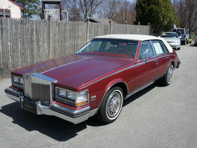 1985 Cadillac Seville - Used Cars For Sale | 640 x 480 jpeg 62kB