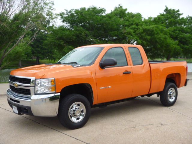 2010 Chevrolet Silverado 2500