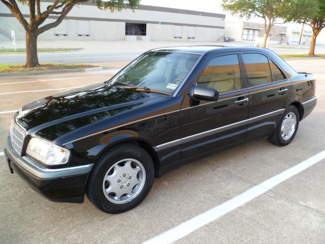 1996 Mercedes-Benz C Class