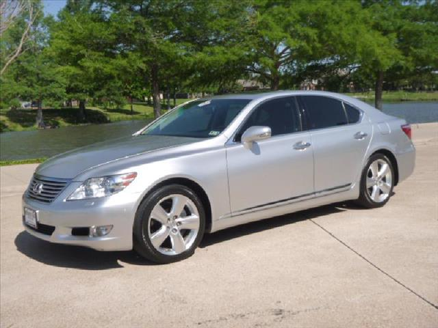 2010 Lexus LS 460