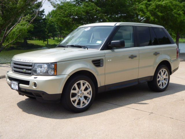 2009 Land Rover Range Rover Sport