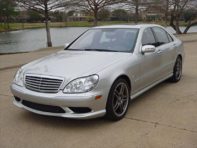 2006 Mercedes-Benz S-Class