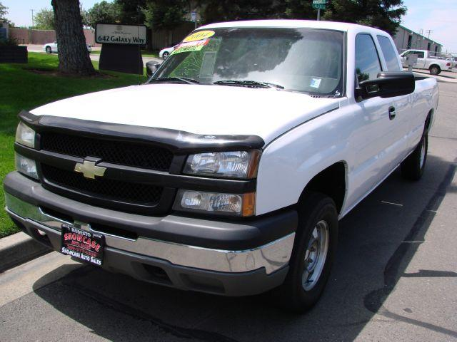 2004 Chevrolet Silverado 1500 Ext. Cab Short Bed 4WD - Modesto CA