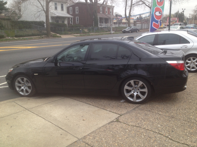 2006 BMW 5 series