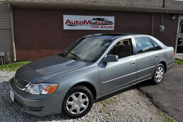 used 2001 toyota avalon for sale 3742 cleveland ave nw canton oh 44709 used cars for sale. Black Bedroom Furniture Sets. Home Design Ideas