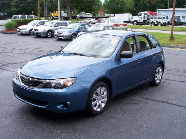 Image 12 of 2008 Subaru Impreza…