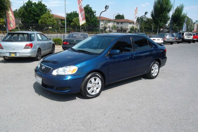 2006 TOYOTA COROLLA LE blue -this is a clean vehicle with a clean carfax and clean title  -this v