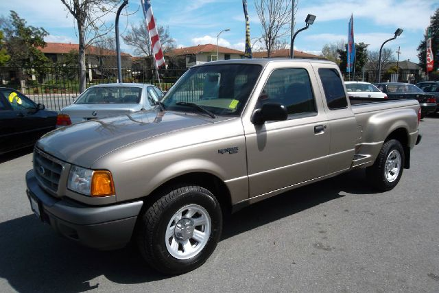 2003 FORD RANGER XLT EXTRA CAB 2WD - 382A gold -this is truly a clean and original ford ranger wit