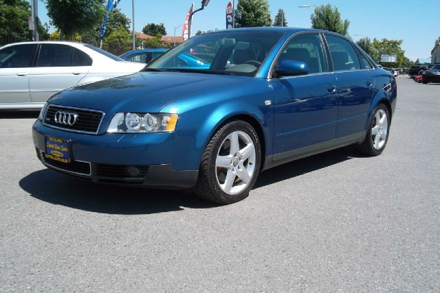 2004 AUDI A4 30 QUATTRO WITH TIPTRONIC blue -this is a very clean car with a clean title  -it ru