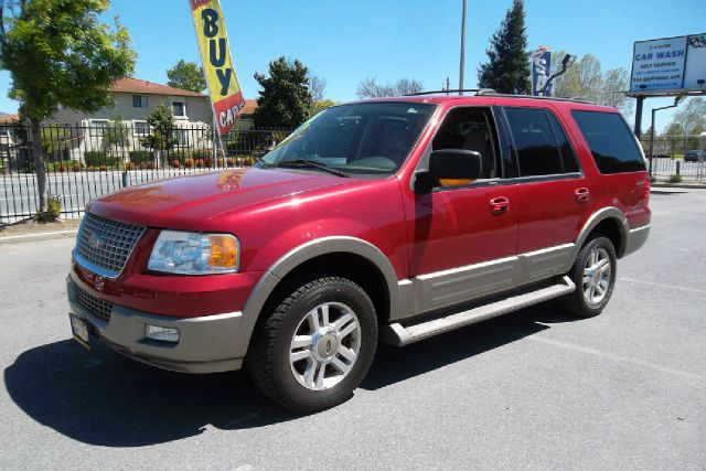 2004 FORD EXPEDITION EDDIE BAUER 54L 2WD red -this is truly a clean and original ford expedition 