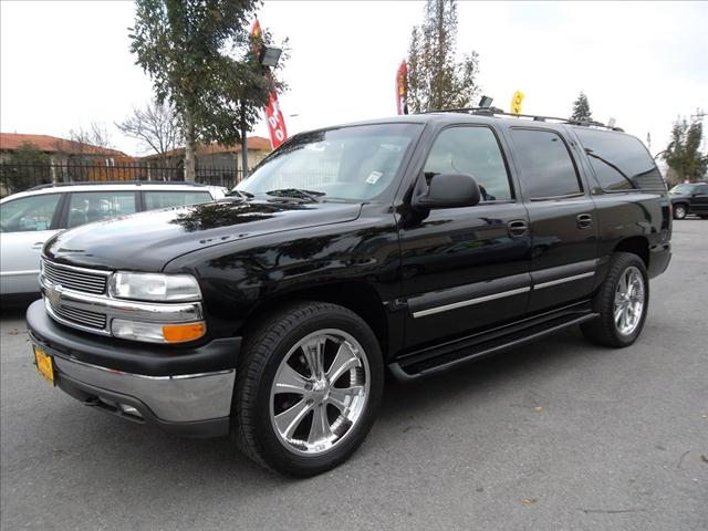 2002 CHEVROLET SUBURBAN 1500 2WD black -financing available we accept trade-inswe accept visa 