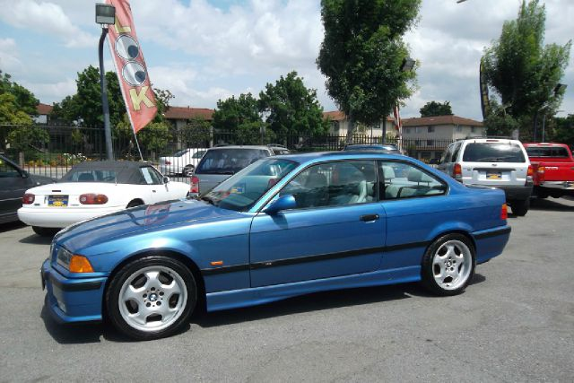 1999 BMW 3 SERIES COUPE estoril blue -this is truly a rare e36 bmw m3 estoril blue with a clean ti