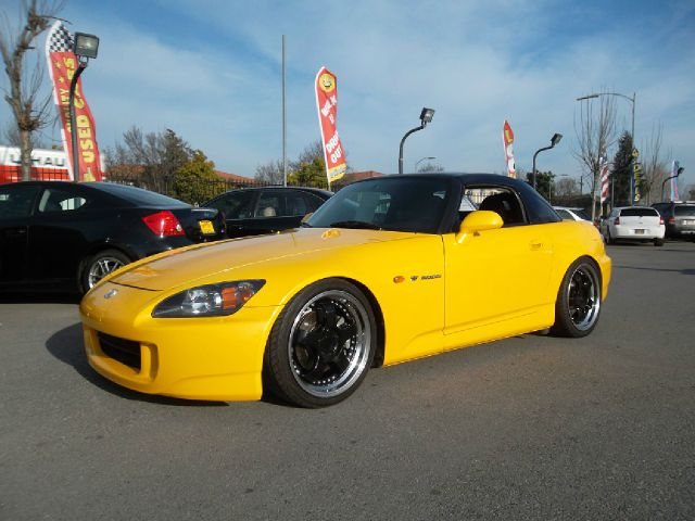2004 HONDA S2000 ROADSTER yellow -this is truly a clean and original honda s2000 with a clean titl