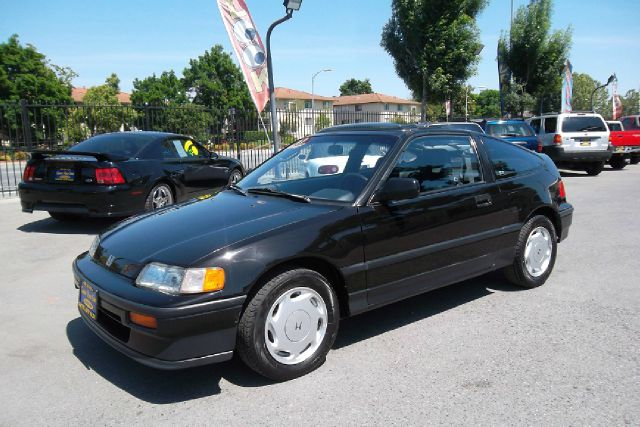 1989 HONDA CIVIC CRX SI black -this is truly a rare honda crx sivery hard to find original wit