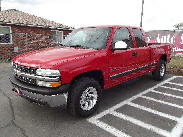 Tothego - 2000 Chevrolet Silverado 1500_1
