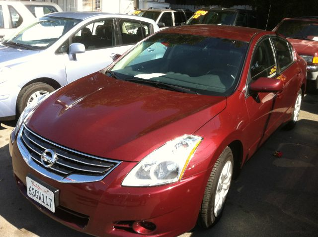 2011 NISSAN ALTIMA 25 S maroon abs brakesair conditioninganti-brake system 4-wheel absbody st