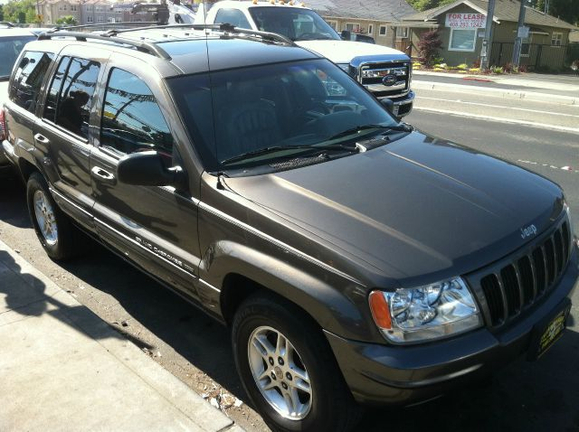 2000 JEEP GRAND CHEROKEE LIMITED 4WD gray 4wdawdabs brakesair conditioningalloy wheelsamfm r