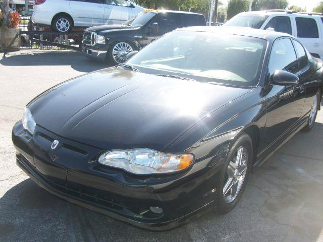 2005 CHEVROLET MONTE CARLO HI-SPORT SS black 129212 miles VIN 2G1WZ121859142680 