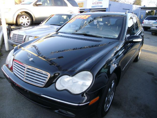 2002 MERCEDES-BENZ C-CLASS C320 black 4 doorair conditioningalloy wheelsamfm radioantilock br
