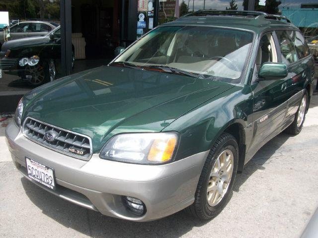 2003 SUBARU OUTBACK H6 green 94050 miles VIN 4S3BH895437649729