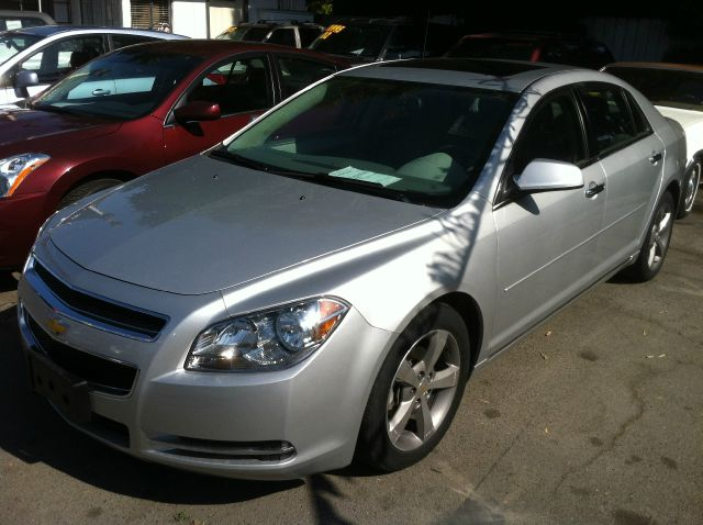 2012 CHEVROLET MALIBU 1LT