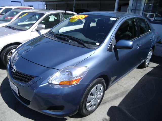 2011 TOYOTA YARIS SEDAN 4-SPEED AT blue abs brakesair conditioninganti-brake system 4-wheel abs