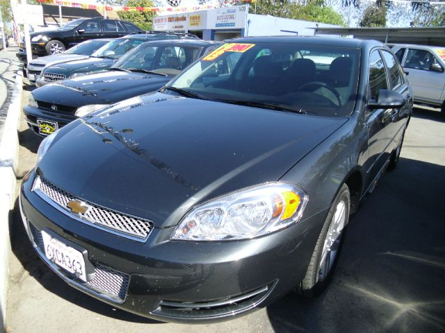 2013 CHEVROLET IMPALA LT