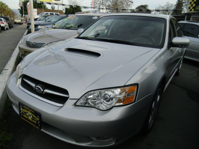 2006 SUBARU LEGACY GT LIMITED silver 4 doorair conditioningall wheel drivealloy wheelsamfm ra