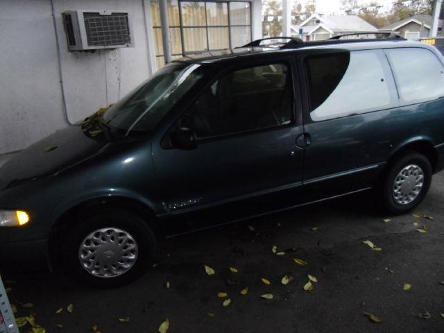 1996 NISSAN QUEST