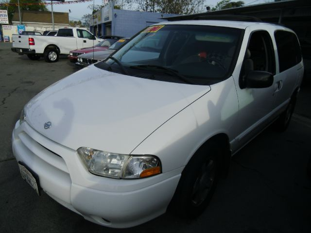 2001 NISSAN QUEST GXE white abs brakesair conditioningalloy wheelsamfm radioanti-brake system