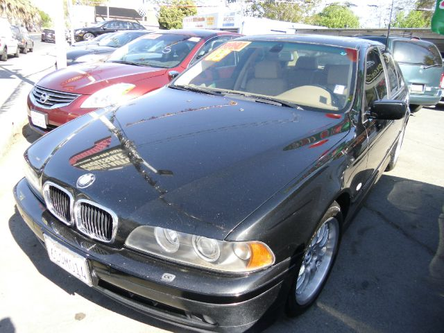 2003 BMW 5 SERIES 530I black 4 doorair conditioningalarmalloy wheelsamfm radioantilock brake