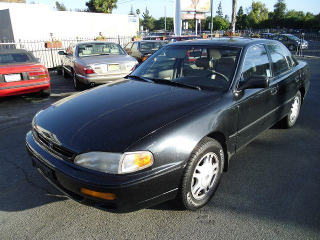 1996 TOYOTA CAMRY XLE black 159709 miles VIN 4T1BF12K1TU866231 