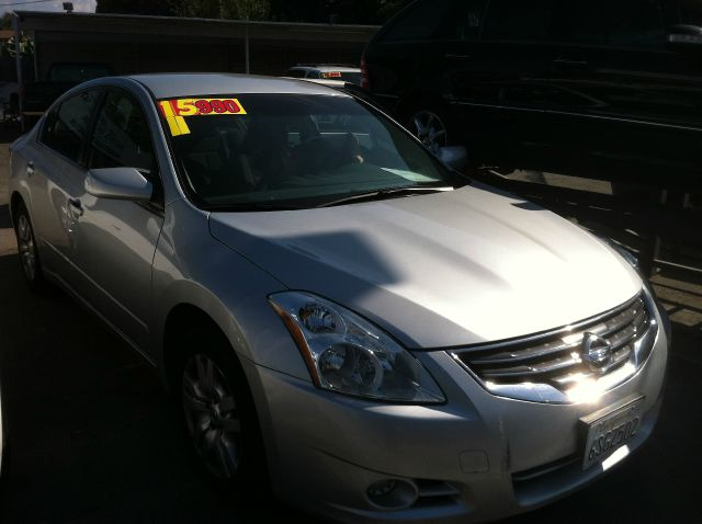 2011 NISSAN ALTIMA 2.5 S