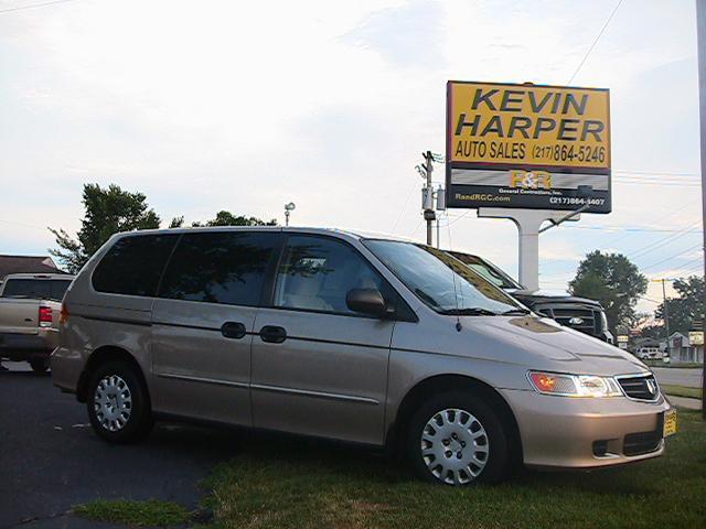 Image 1 of 2002 Honda Odyssey LX…