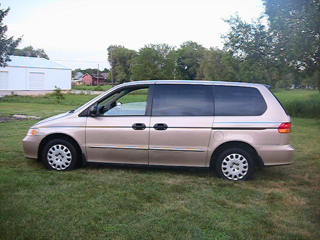 Image 2 of 2002 Honda Odyssey LX…