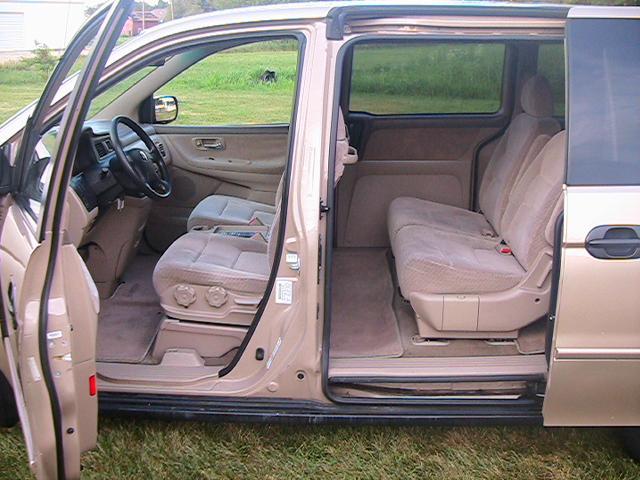 Image 8 of 2002 Honda Odyssey LX…