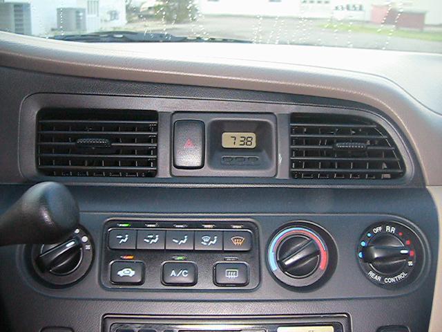 Image 11 of 2002 Honda Odyssey LX…