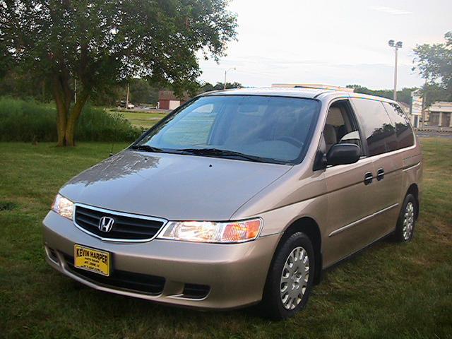 Image 12 of 2002 Honda Odyssey LX…