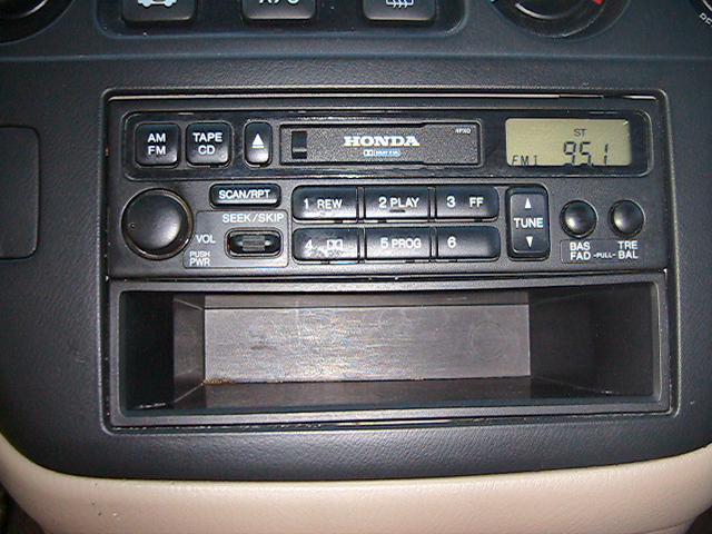 Image 14 of 2002 Honda Odyssey LX…