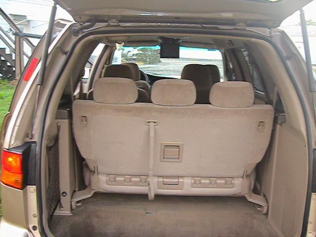 Image 18 of 2002 Honda Odyssey LX…