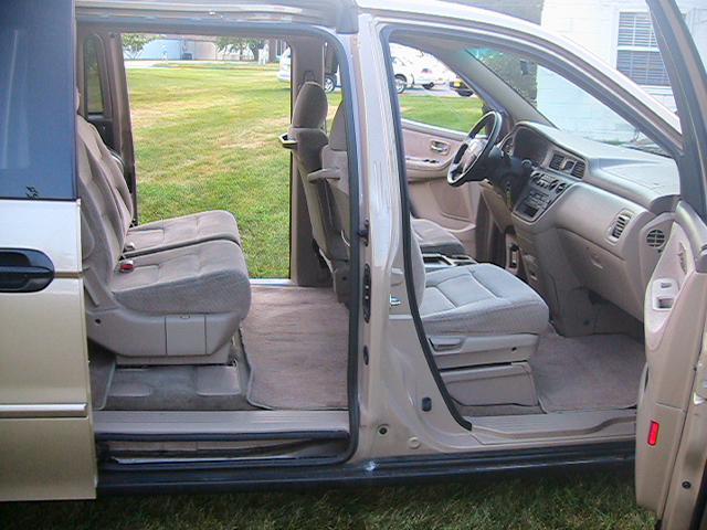 Image 19 of 2002 Honda Odyssey LX…