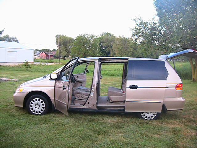 Image 20 of 2002 Honda Odyssey LX…