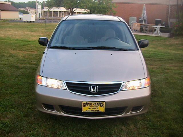 Image 23 of 2002 Honda Odyssey LX…