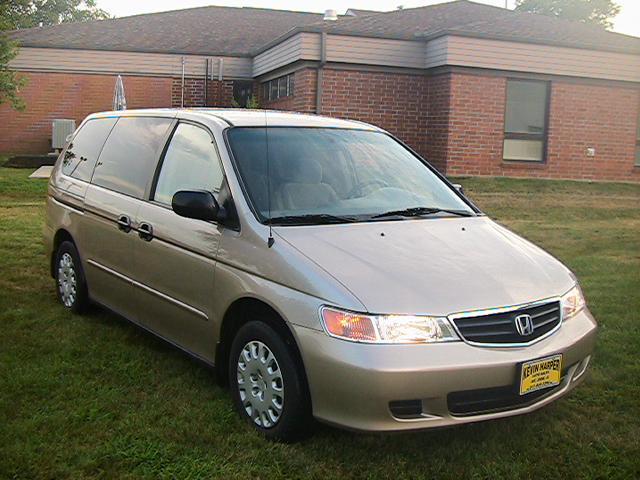 Image 25 of 2002 Honda Odyssey LX…