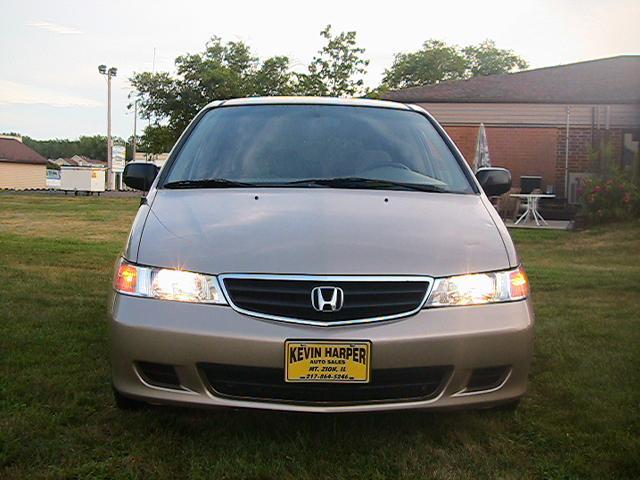 Image 26 of 2002 Honda Odyssey LX…