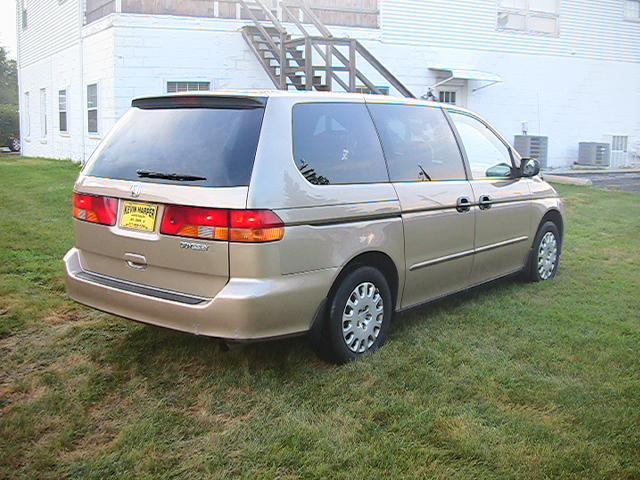 Image 28 of 2002 Honda Odyssey LX…
