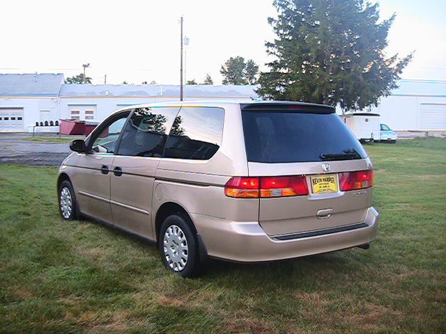 Image 29 of 2002 Honda Odyssey LX…