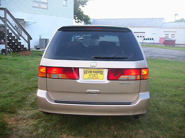 Image 30 of 2002 Honda Odyssey LX…